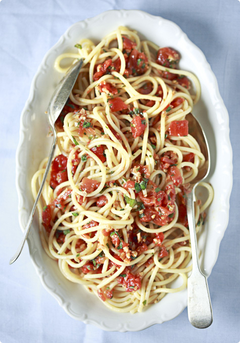 Endings, Beginnings, and Spaghetti 3